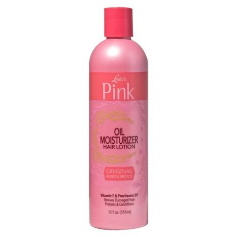 lotion hydratante luster's pink