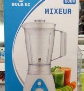 mixeur 1.5L 600W bulb ec