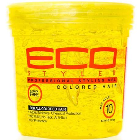 ECO STYLE TREATED HAIR 473ML