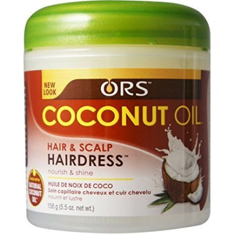 ORS HAIRDRESS COCONUT OIL CREME 156G