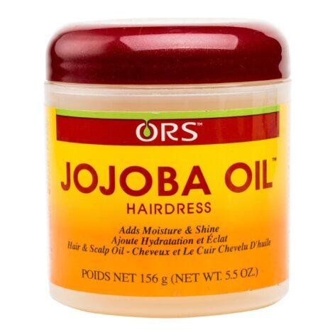 ORS HAIRDRESS JOJOBA OIL 156 G..5.5OZ