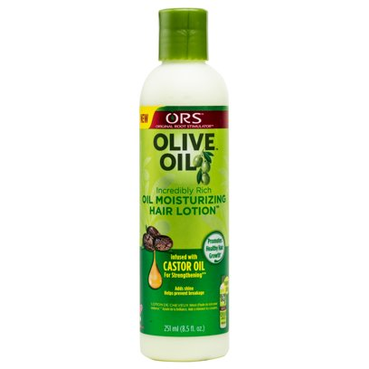 ORS MOISTURIZING HAIR LOTION OLIVE OIL 251ML