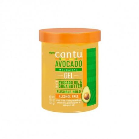 cantu-avocado-styling-gel-gel-activateur-de-boucles