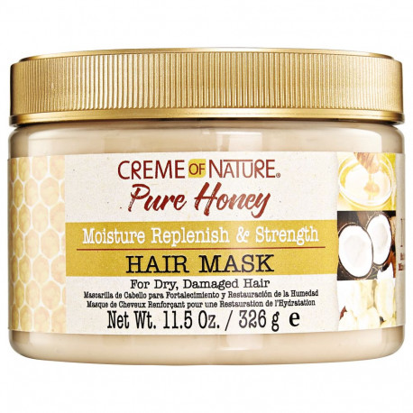 creme-of-nature-pure-honey-masque-hydratant-et-fortifiant-326g