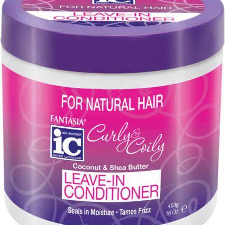 IC CURLY COILY LEAVE IN