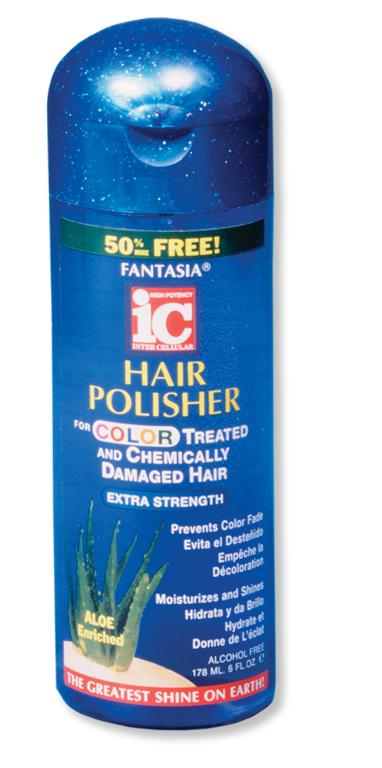 IC HAIR POLISHER COLOR