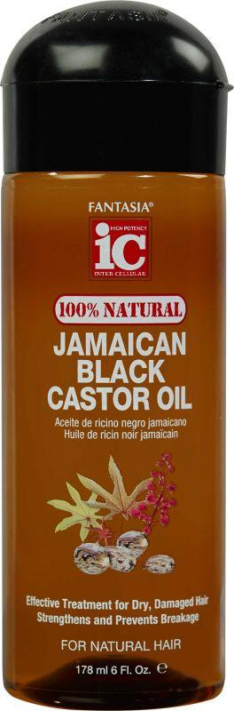 IC JAMAICAN BLACK CASTOR OIL