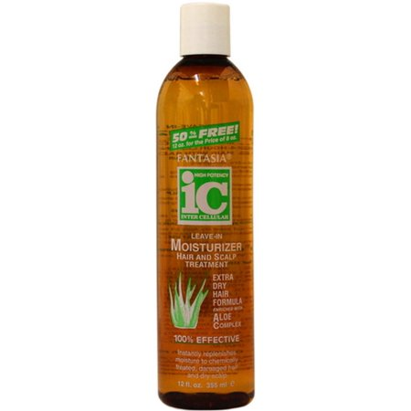 IC LEAVE IN MOISTURIZER TREATMENT ALOE