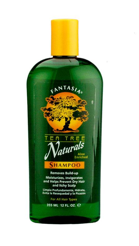 IC NATURALS TEA TREE SHAMPOO