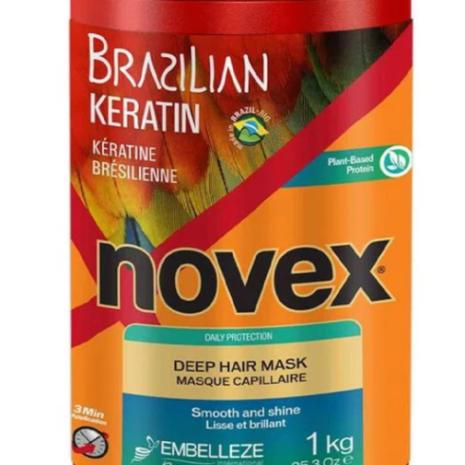 NOVEX BRAZILIAN KERATIN MASK
