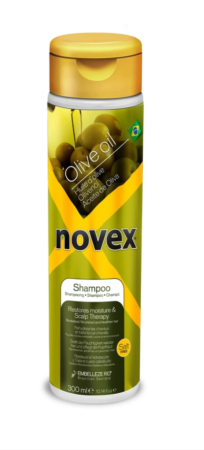 NOVEX OLIVE OIL SHAMPOO
