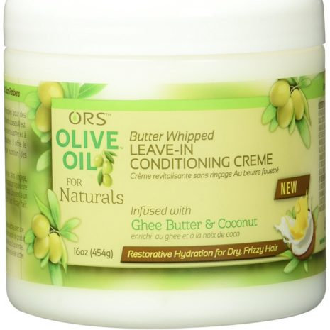 ORS OLIVE NATURALS LEAVE IN CONDITIONING CREME
