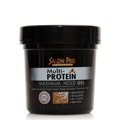 SALON PRO EXCLUSIVES MULTI PROTEIN GEL