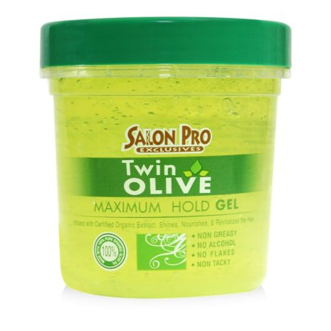 SALON PRO EXCLUSIVES OLIVE GEL 8oz