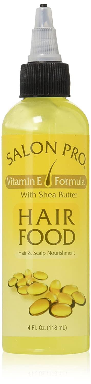 SALON PRO HAIR FOOD SHEA BUTTER