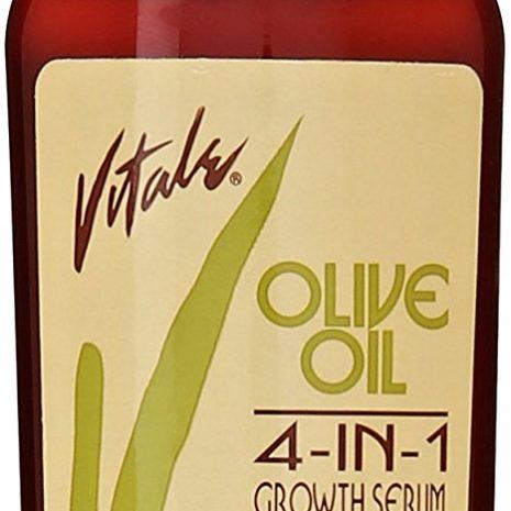 VITALE OLIVE OIL GROW SERUM